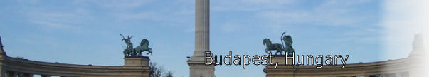 Budapest, Romania